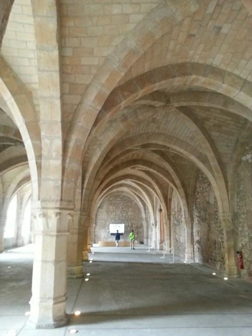Undercroft, Tau Palace