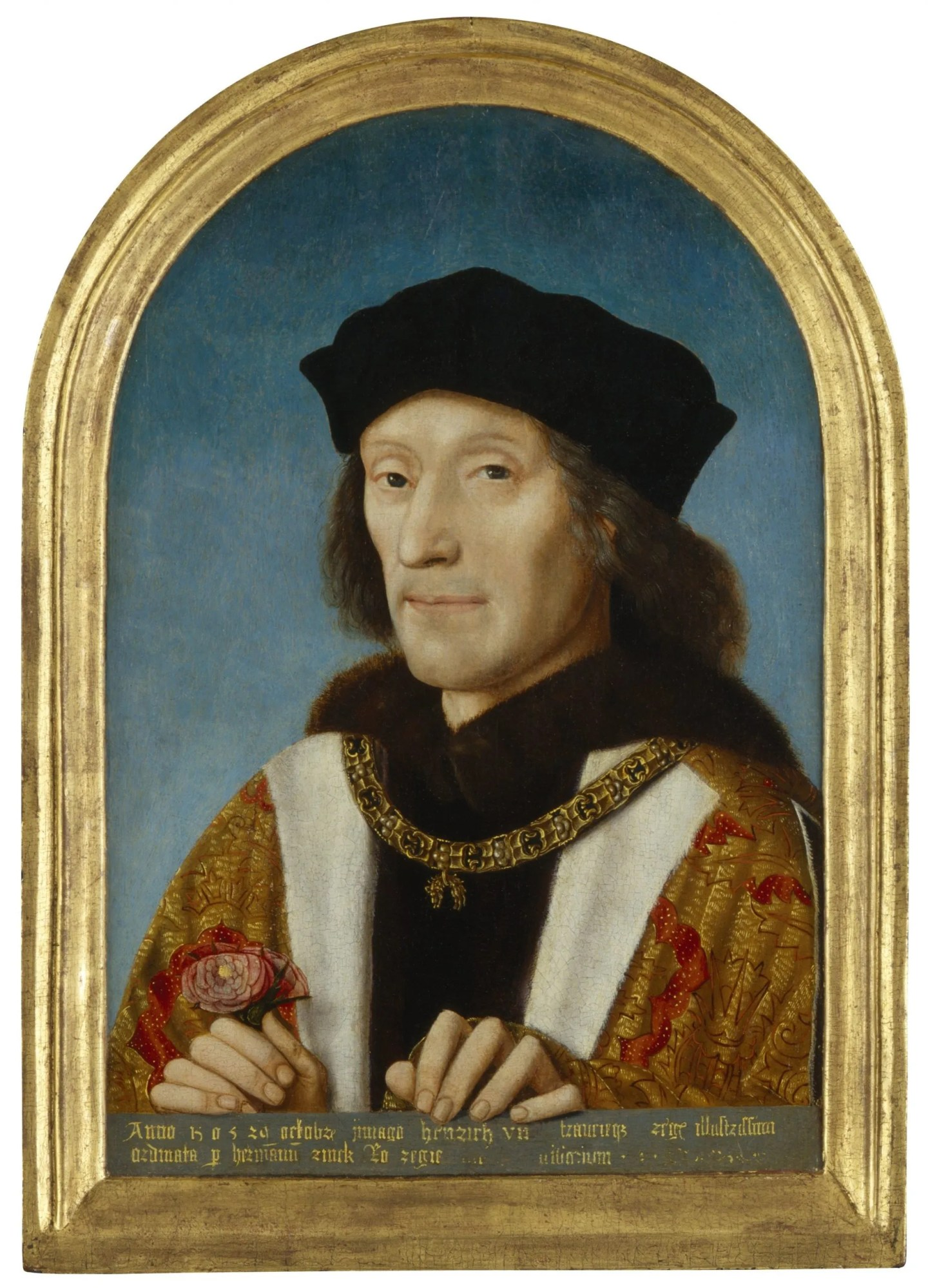 THE REAL TUDORS: KINGS AND QUEENS REDISCOVERED at the NATIONAL PORTRAIT GALLERY