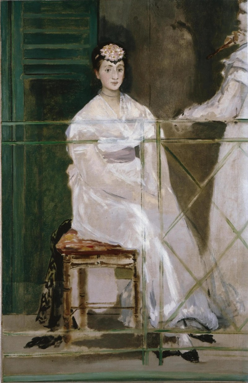 Mademoiselle Claus Manet