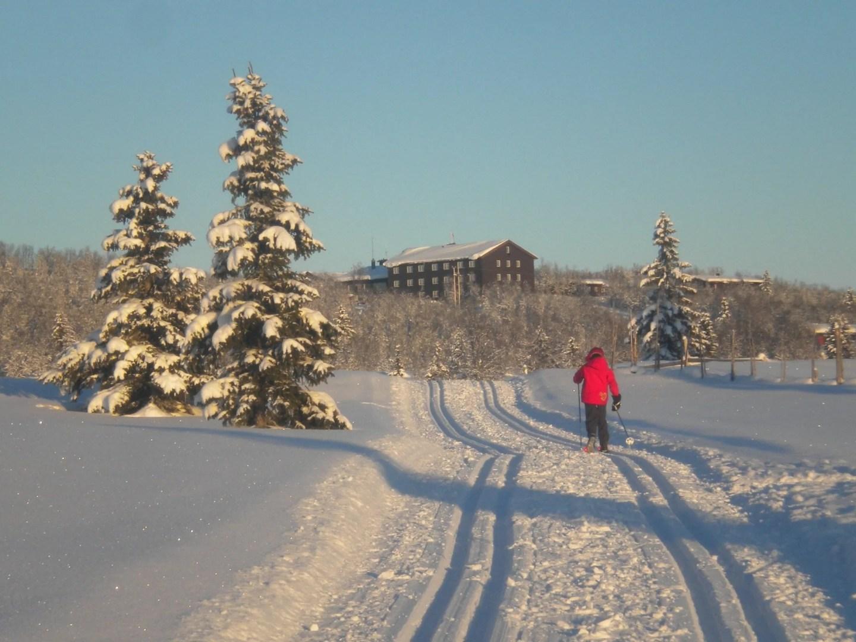 Cross country skiing Norway Venabu