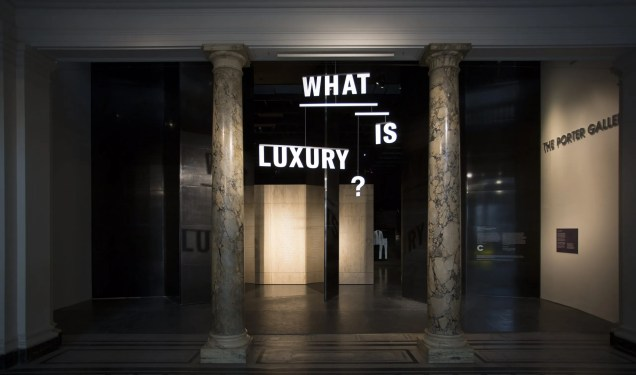 What is Luxury?
