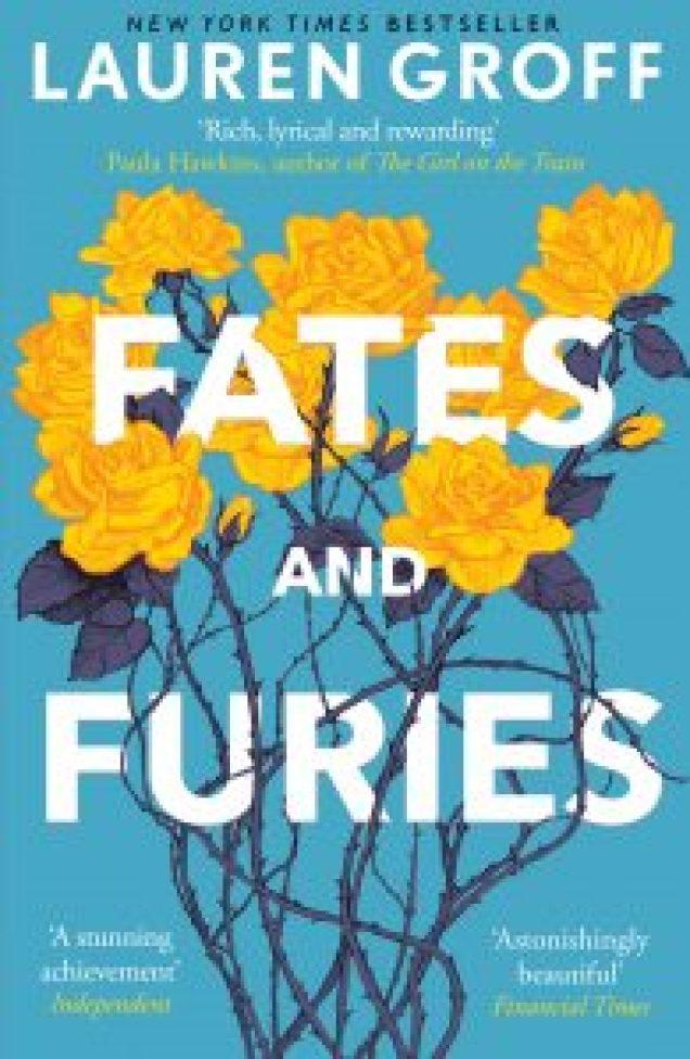 Fates Furies Lauren Groff