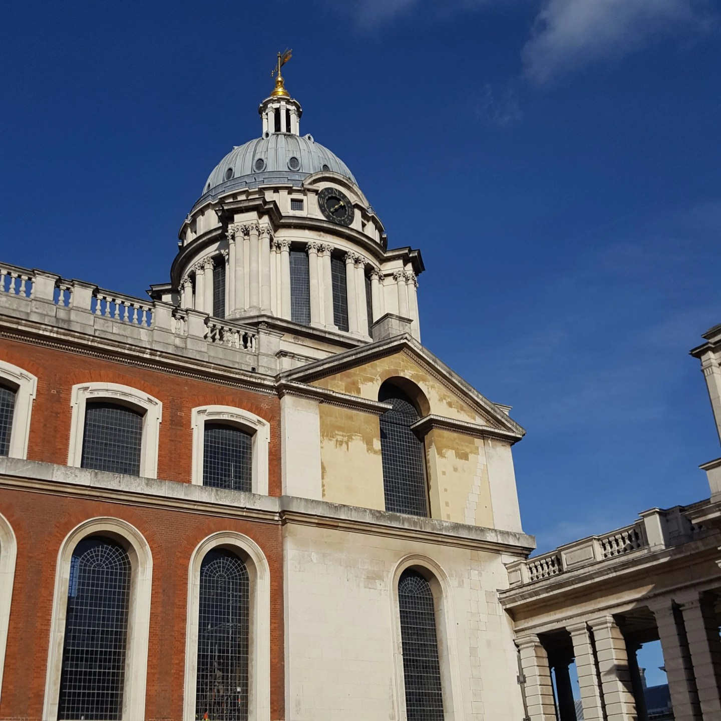 Old Naval College Greenwich