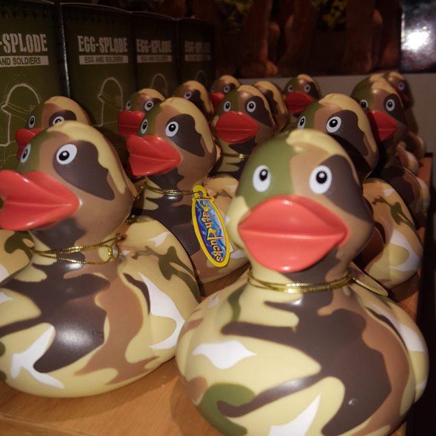 Cultural ducks
