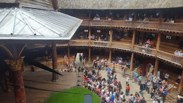 Romeo and Juliet at Shakespeare's Globe