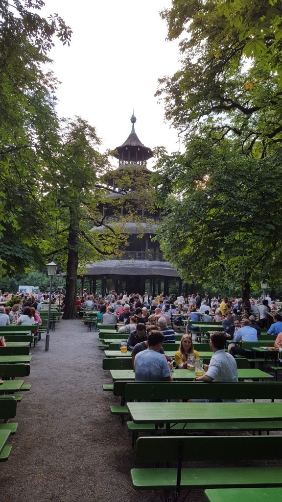 Munich Beer Gardens