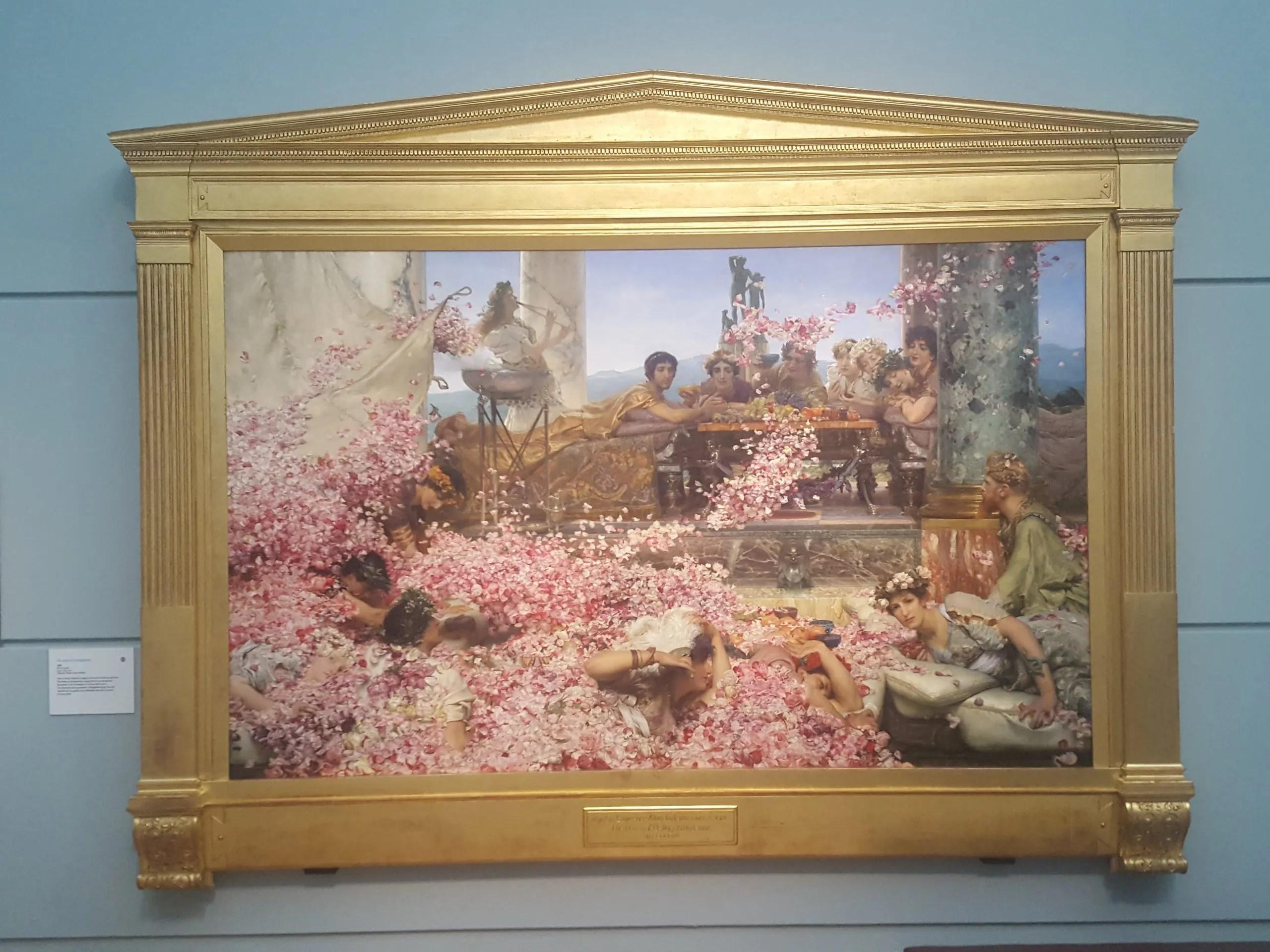 Alma-Tadema at Leighton House