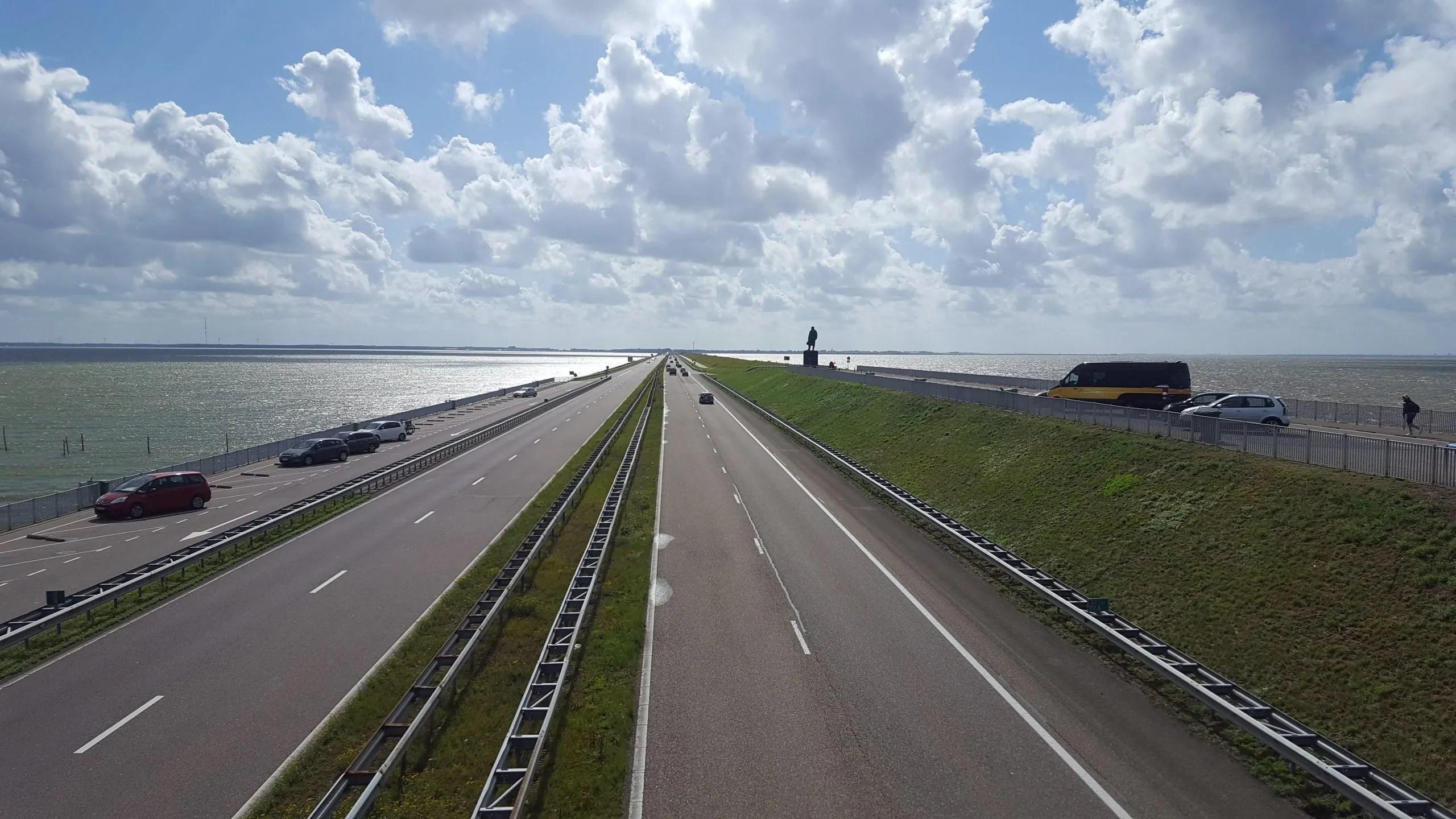 Afsluitdijk Lely