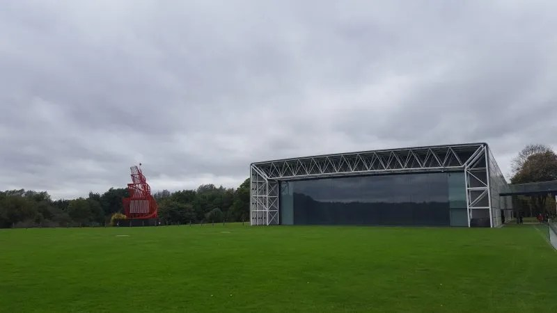 Sainsbury Centre Norwich