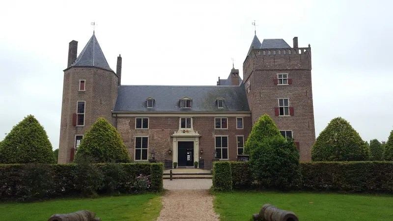 Dutch Castle hotel