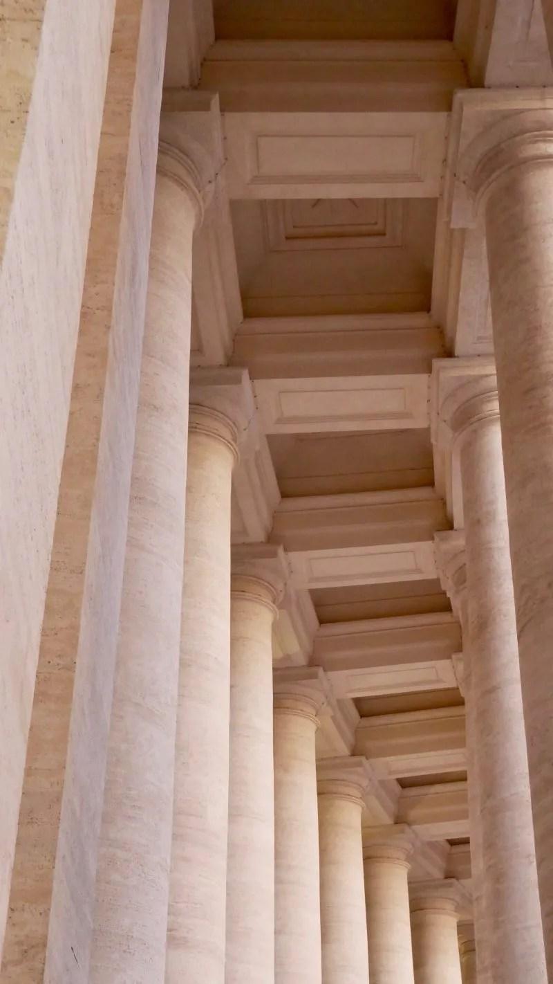 Bernini Colonnade St Peters
