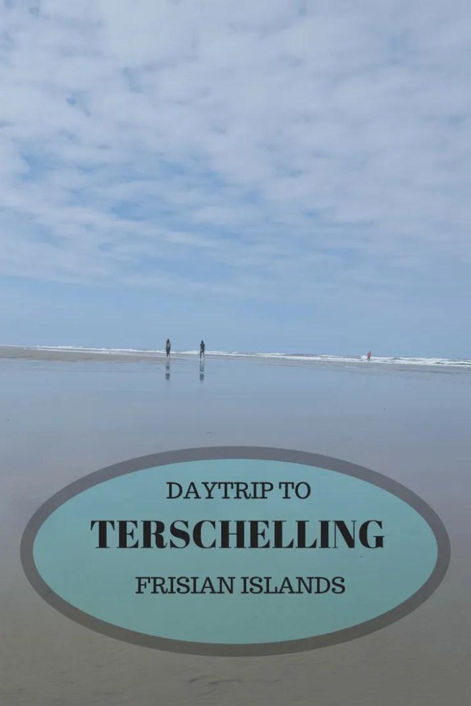 Terschelling Wadden Island