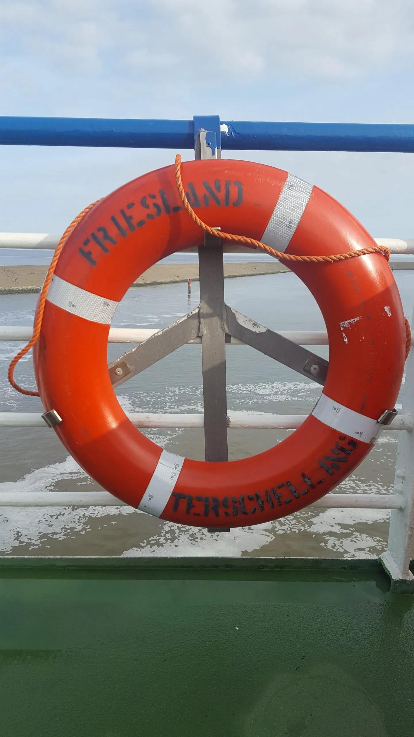 Harlingen Terschelling Ferry
