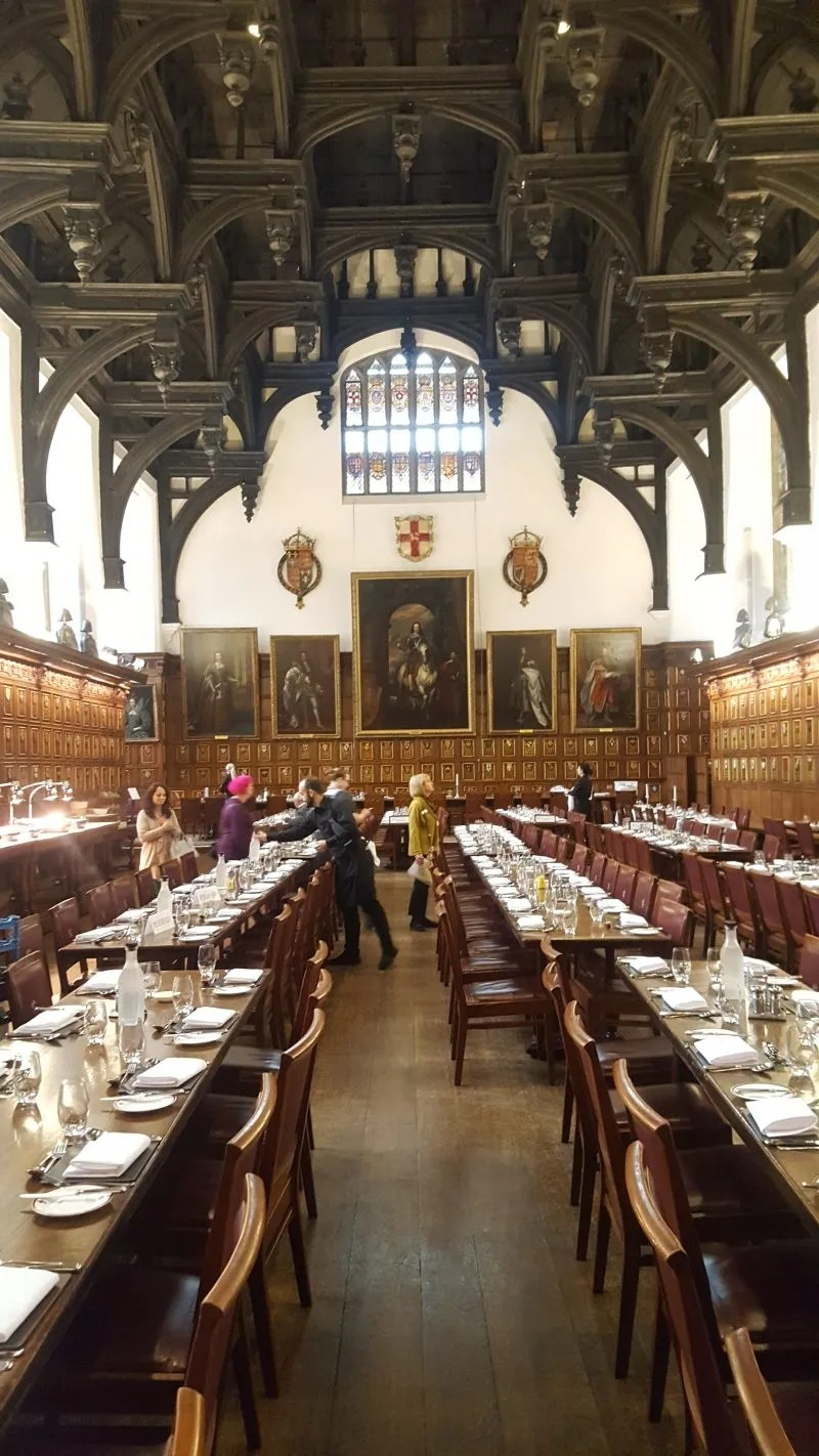 Lunch Middle Temple