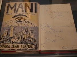 Mani inscribed to Joan from Paddy