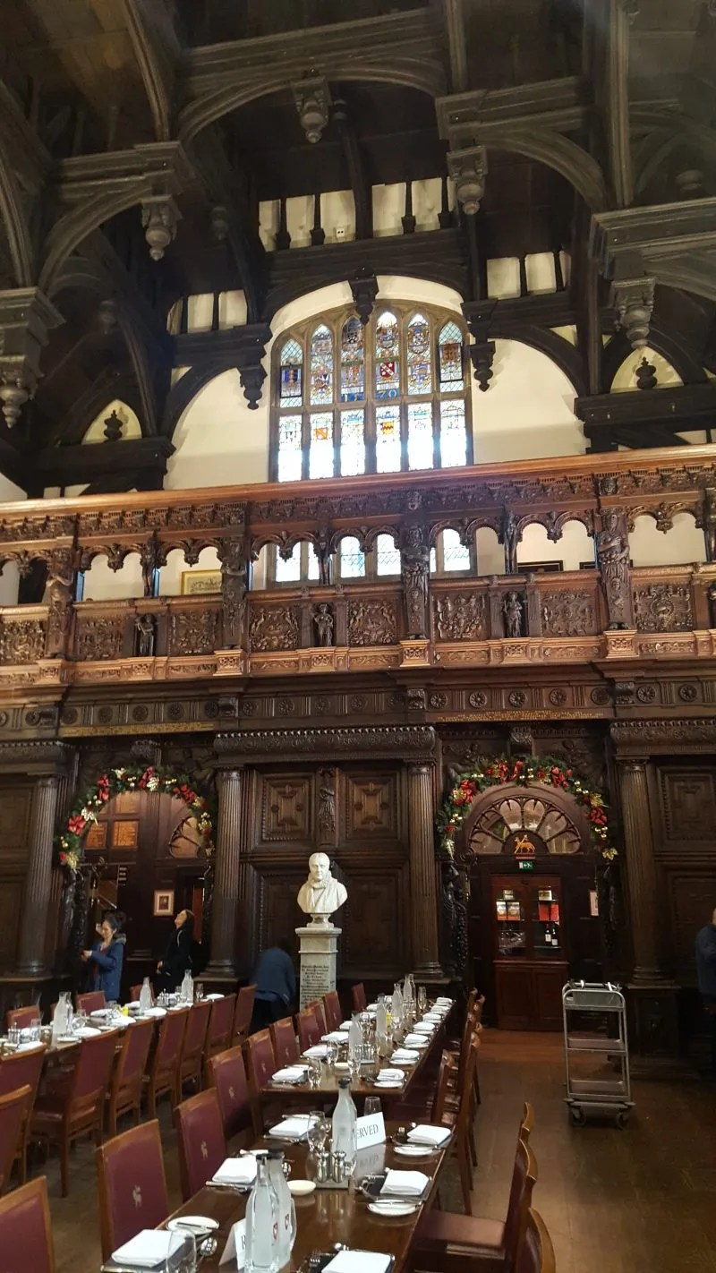 Middle Temple screen