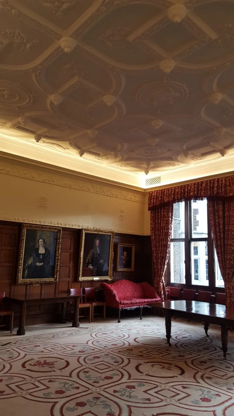 Queens Room Middle Temple