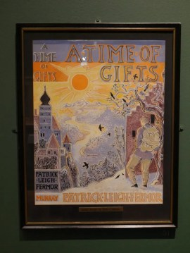 Time of Gifts Leigh Fermor cover