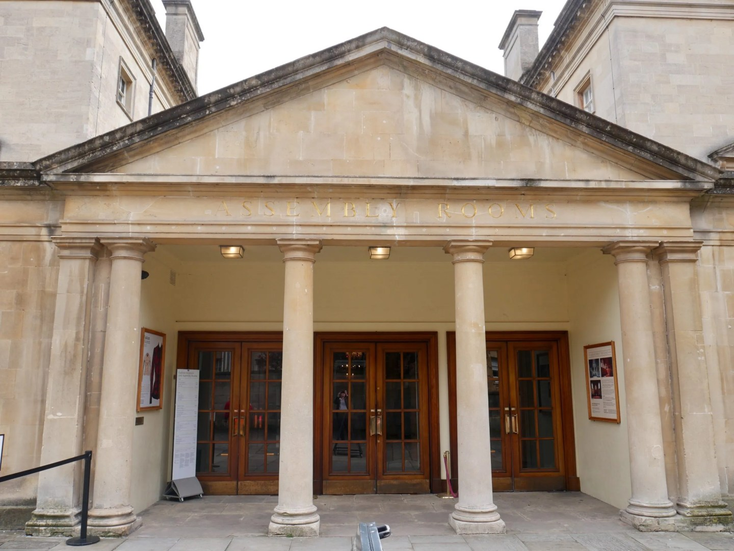 Bath Assembly Rooms exterior