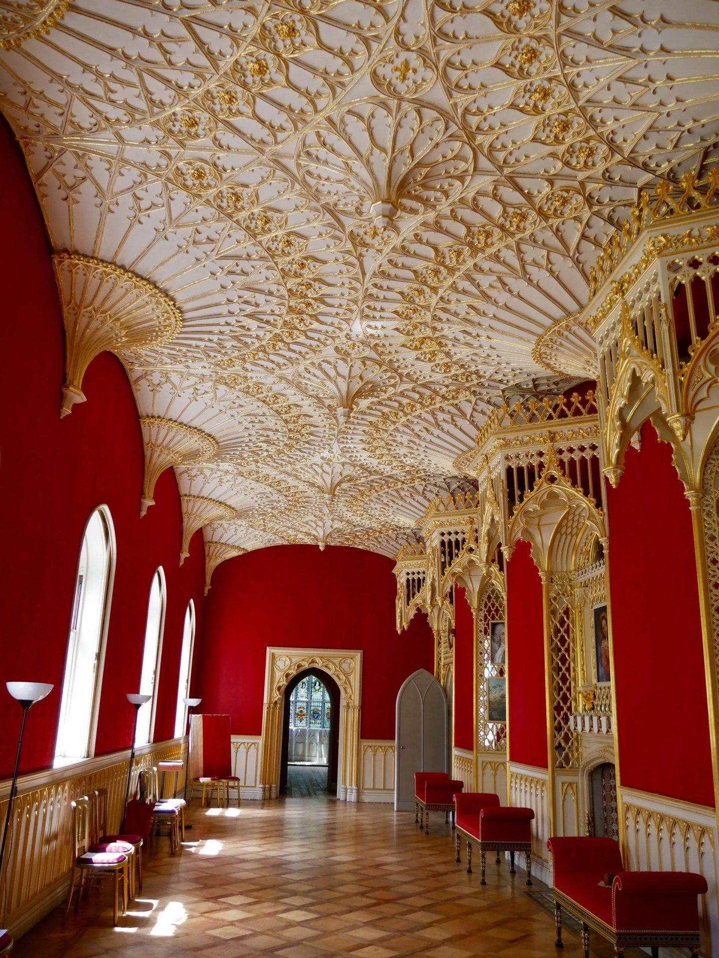 Saloon Strawberry Hill House