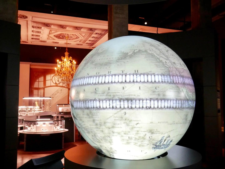 DIVA Diamond Museum Antwerp interior