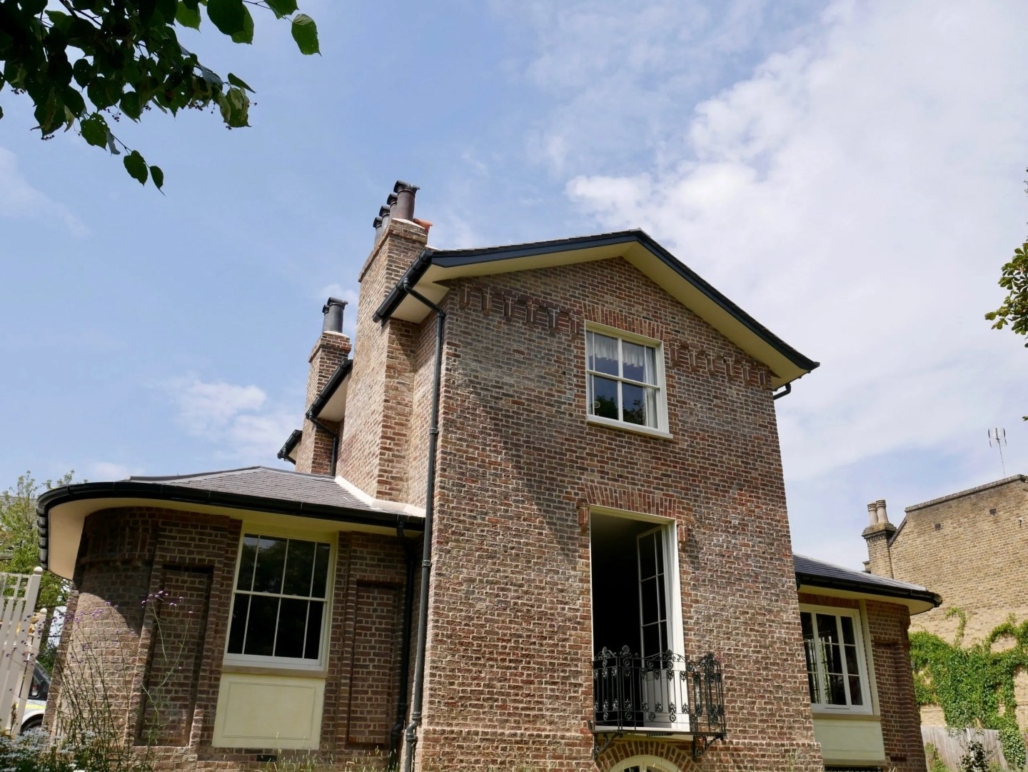 Turners House rear view