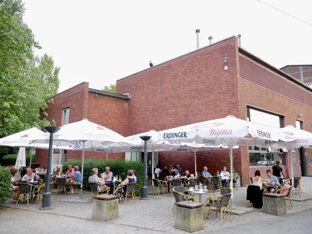 Switching House Restaurant Landschaftspark Duisburg Nord