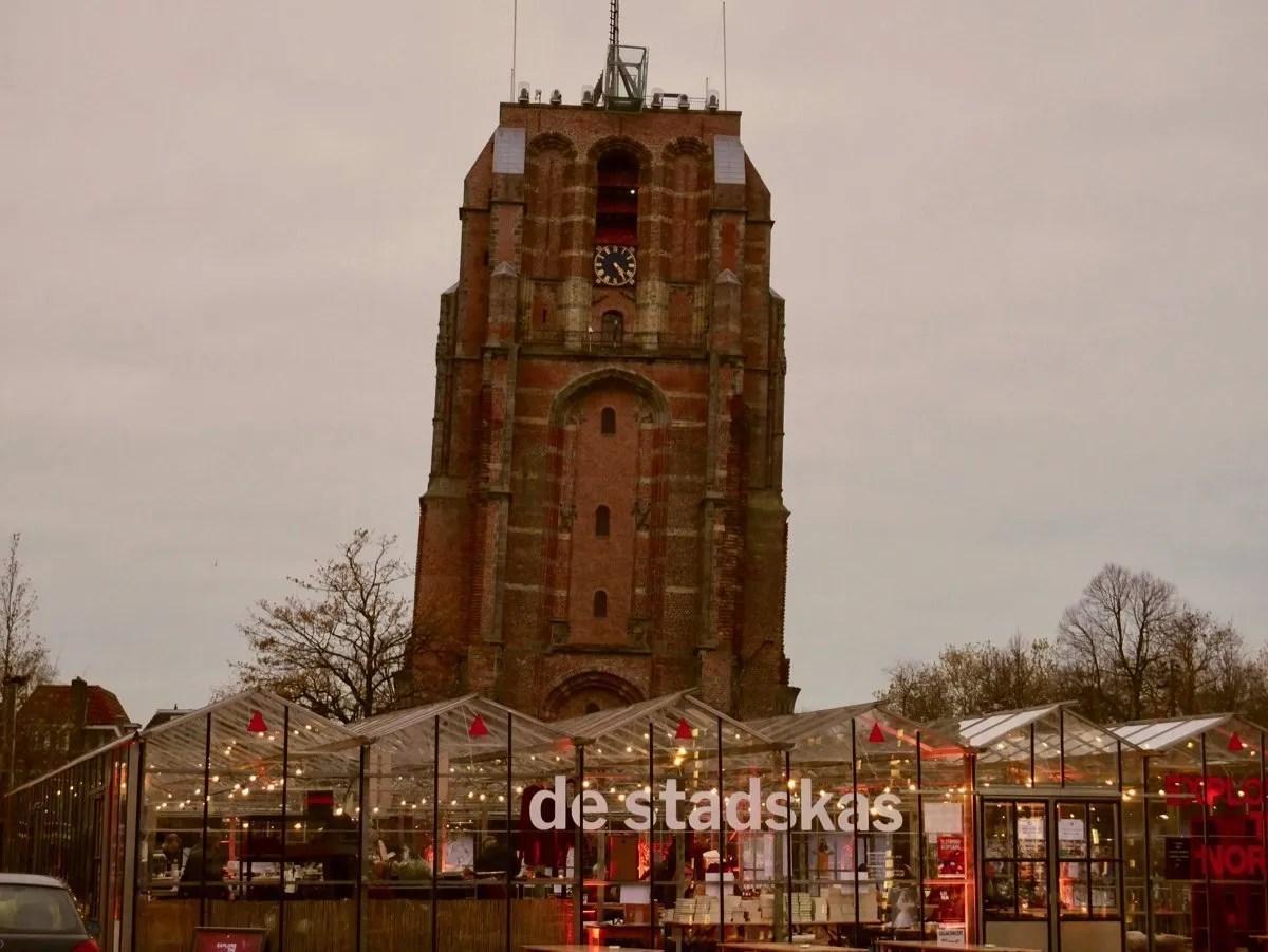 Oldehove Leeuwarden Holland