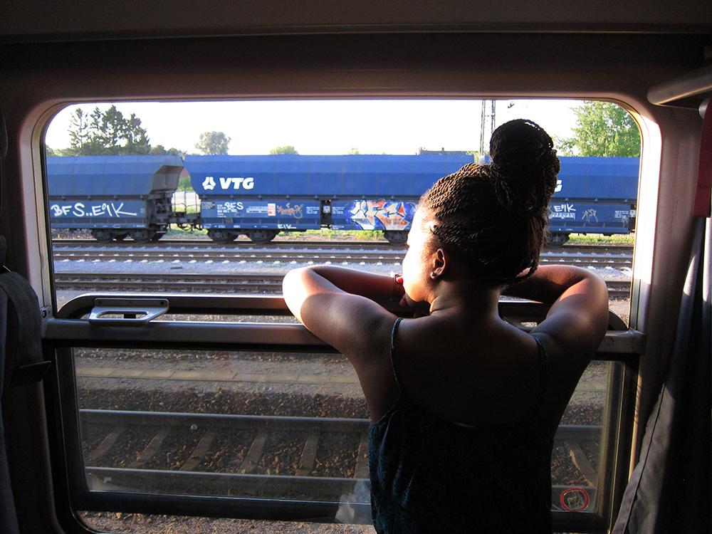amsterdam prague train