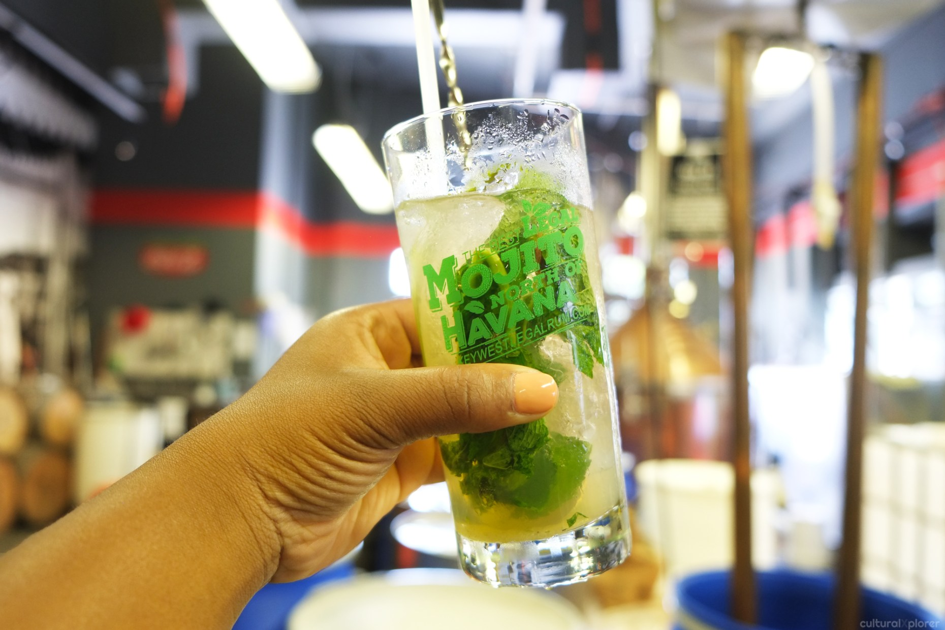 Key West Legal Rum Distillery