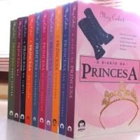 O diário da princesa - Livros