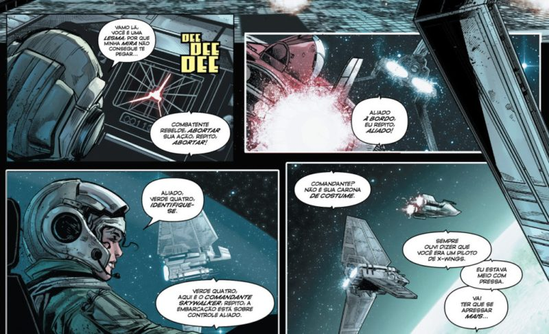 Journey to Star Wars - The Force Awakens - Shattered Empire 001-005