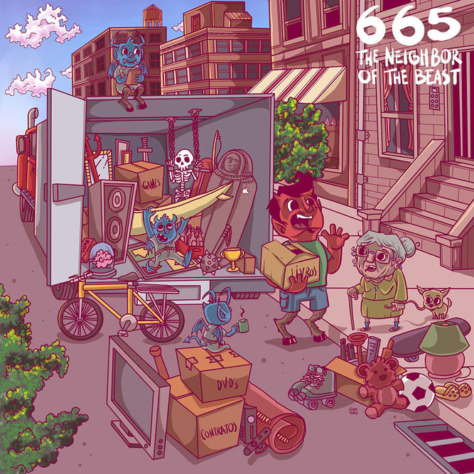 665 a vizinha da besta interno 2