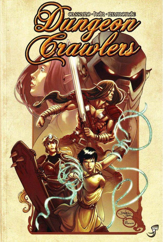 Livro-Dungeon-Crawlers-Marcelo-Cassaro-e-Daniel-HDR
