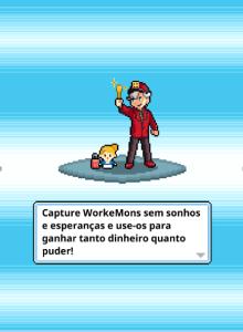 Treinador Workemon