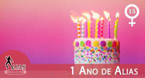1 Ano de Alias
