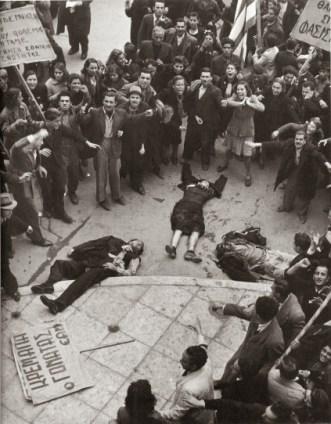 """Από τα """"Δεκεμβριανά"""" του '44"""