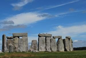Stonehenge, Salisbury plane. Foto: Vibeke Vesterhagen