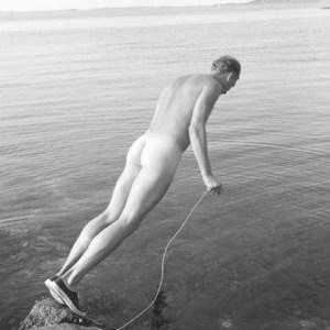 Dag Alveng, Selvskudd, 1981. Foto: fff.no