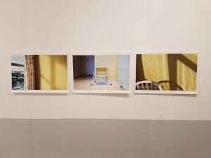 """Fra Birgit Holtermanns billedserie """"Boca"""". 2017. Foto fra utstillingen: Siri Wolland"""