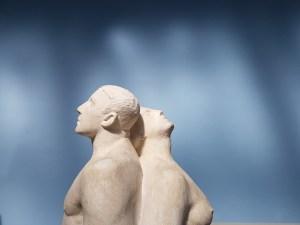Fra Vigeland Museet i Oslo. Foto fra utstillingen: Siri Wolland