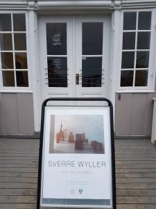 Nye skulpturer av Sverre Wyller. Utstilling på Peder Balkesenteret. Foto: Siri Wolland