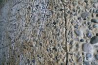 Picasso. Utsnitt av Fiskerne. Høyblokka. Bildet er tatt før istandsettingen etter bomben 22. juli 2011. Foto: Siri Wolland