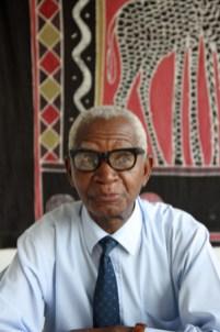 Mr. Martin. Zimbabwe. Foto: Siri Wolland