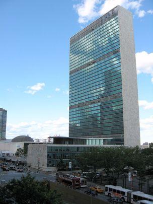 FNs hovedkvarter i New York. Foto: Padraic Ryan, Wikimedia