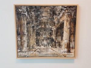 Anne K. Stangeland. Galleri Semmingsen. Foto fra utstillingen: Siri Wolland