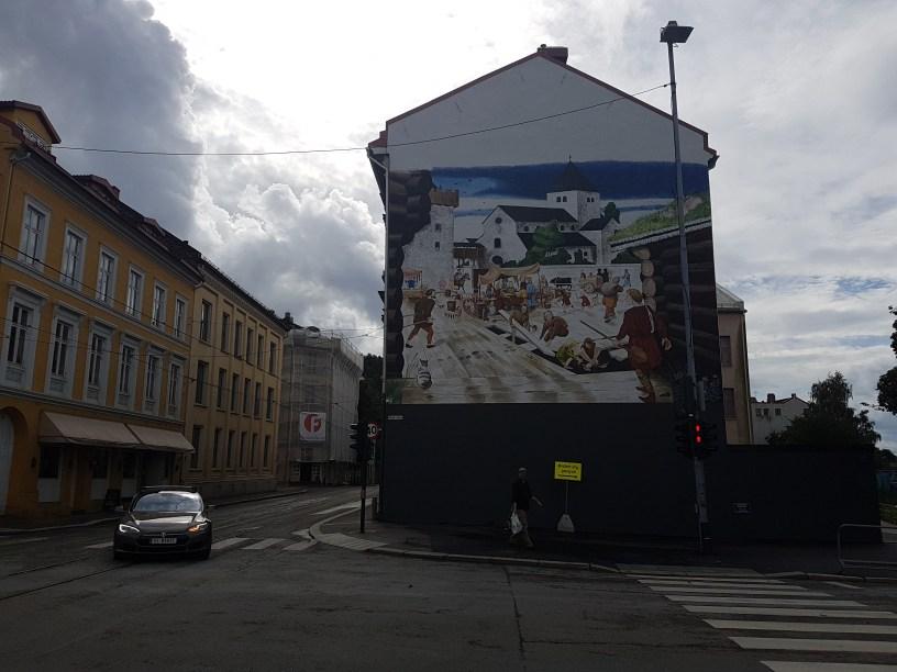Oslo Torg. 2017. Foto: Siri Wolland