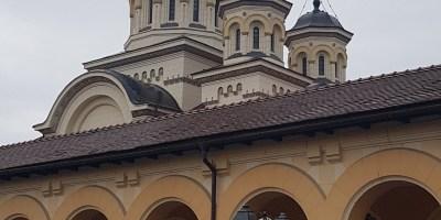 Den rumenskortodokse katedralen i Alba Iulia, Transilvania, Romania. Foto: Siri Wolland
