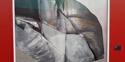 Inger Sitter (1929-2015), Innover II, 1976. Foto fra utstillingen: Siri Wolland.