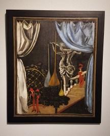 Per Krohg (1889-1965), Nattcafé, 1913. Foto fra utstillingen: Siri Wolland.